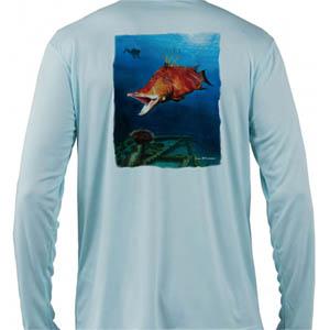 Hogfish Back SM